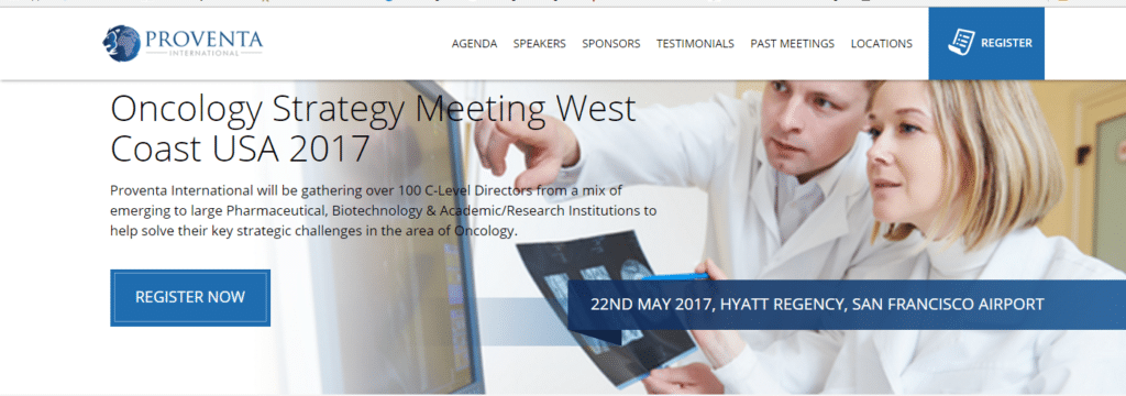 Oncology Strategy Meeting