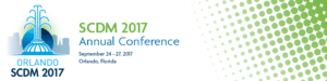 IDDI at The Society for Clinical Data Management (SCDM) Annual Conference 2017 in Orlando. Visit us at booth 713!