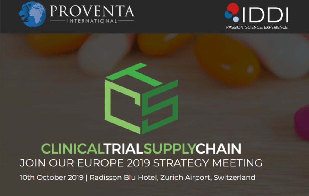 Clinical Trial Supply Chain