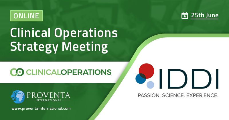 Clinical Operations Strategy meeting